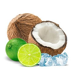 Citrus Coconut