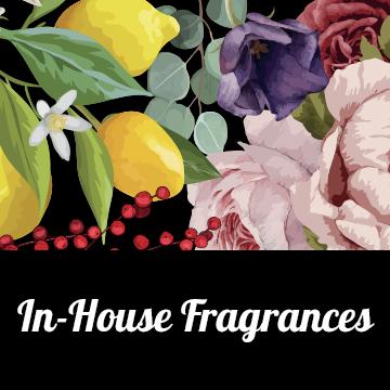 In-house fragrances